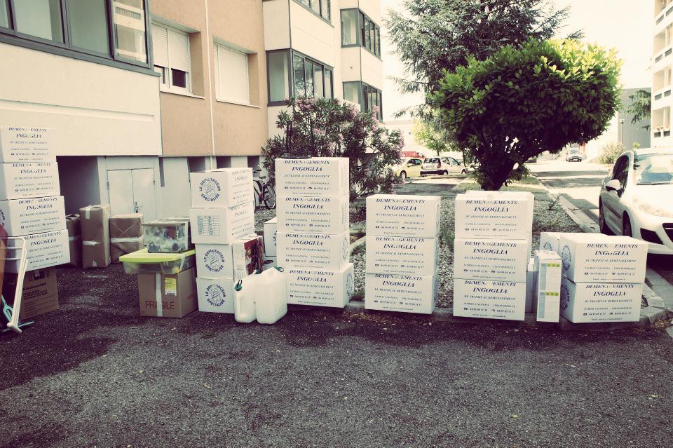 Martinique comment caser toute une vie dans un container for Prix container martinique