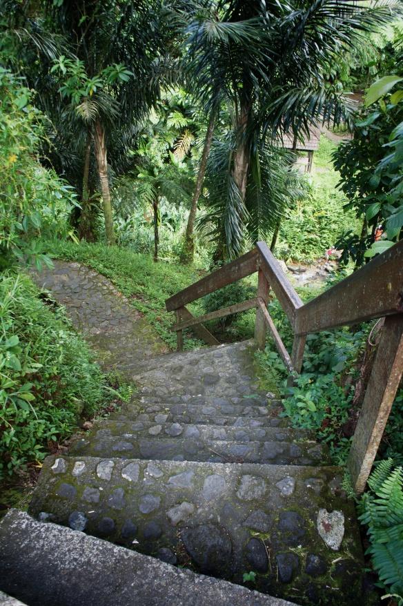 Les escaliers de la mort !