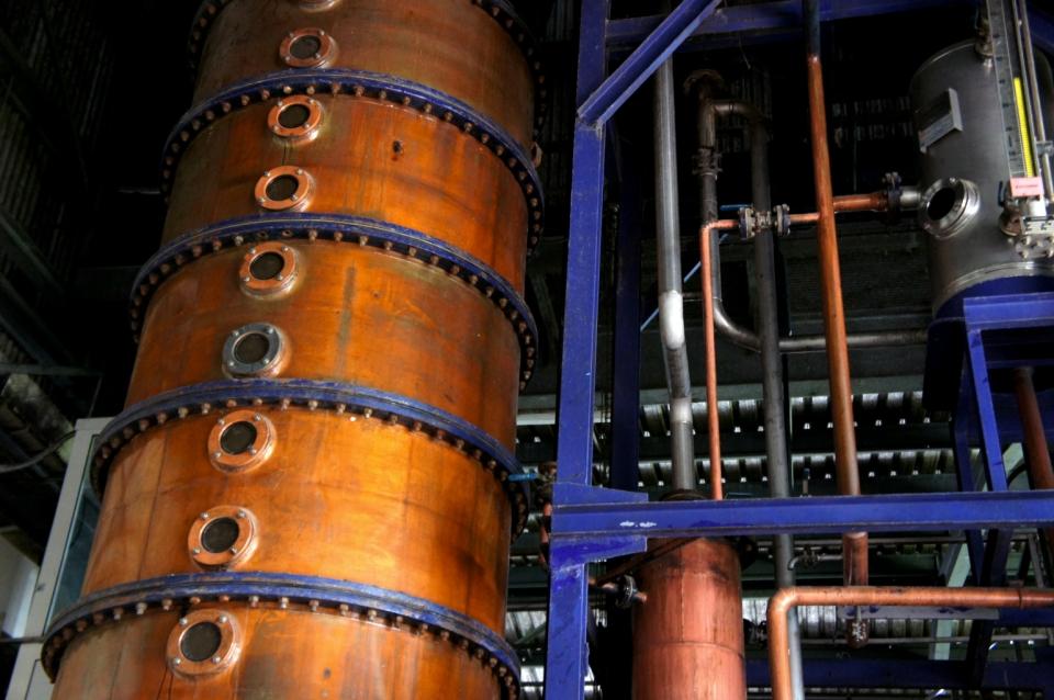 colonne à distiller depaz